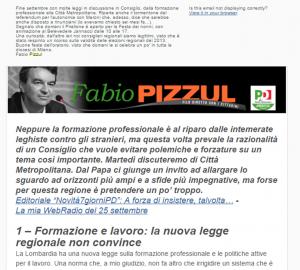 report pizzul 26-09-2015