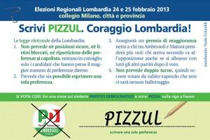 Info voto scrivi Pizzul