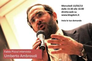 diretta web con ambrosoli
