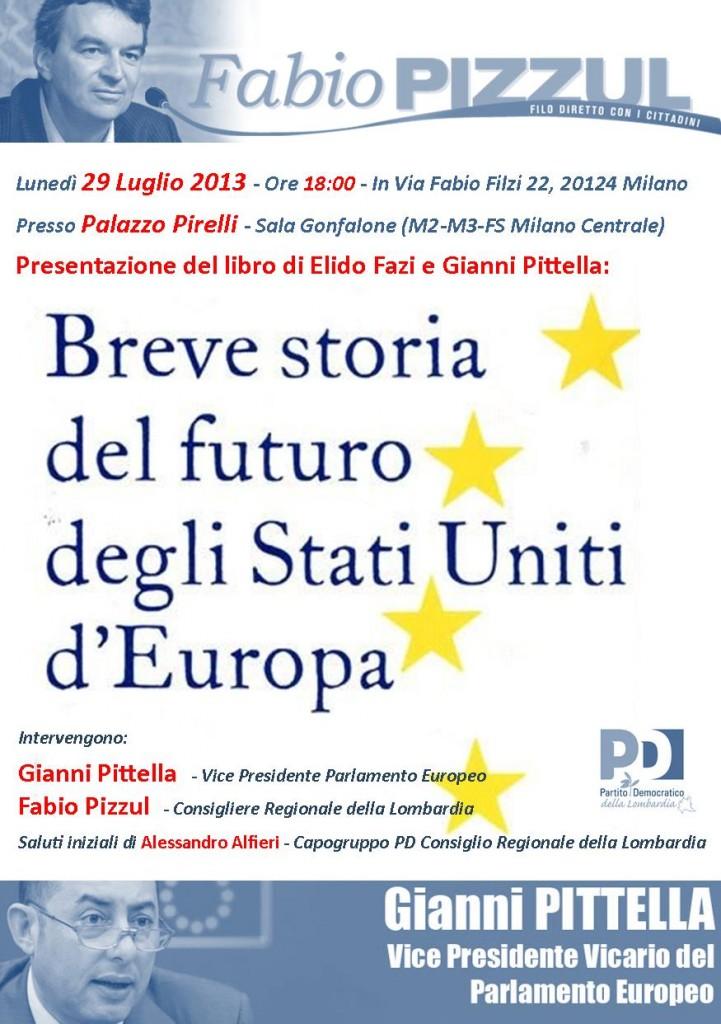Libro Pittella Luglio 2013