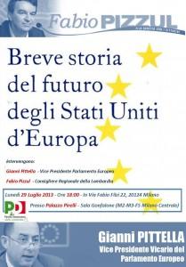 Incontro con Gianni Pittella 29 Luglio 2013