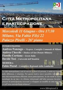 città metropolitana e partecipazione