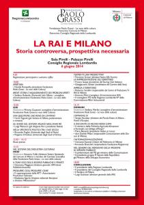 convegno RAI Milano