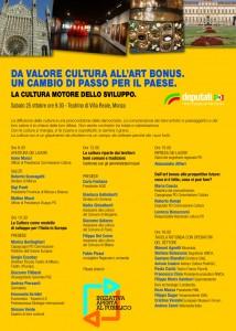 convegno cultura Monza