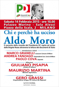 moro a Palazzo Marino