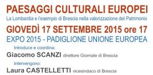 brescia expo 2 banner