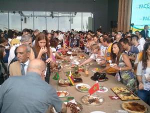 Il pranzo delle religioni