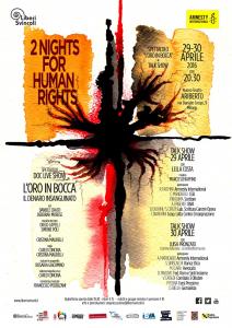 oro in bocca diritti umani