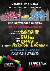 Milano come Milano