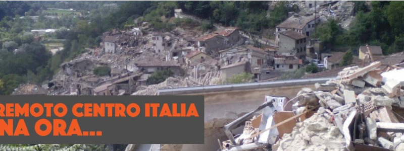 terremoto Caritas